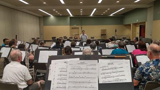 Friday Evening Rehearsal